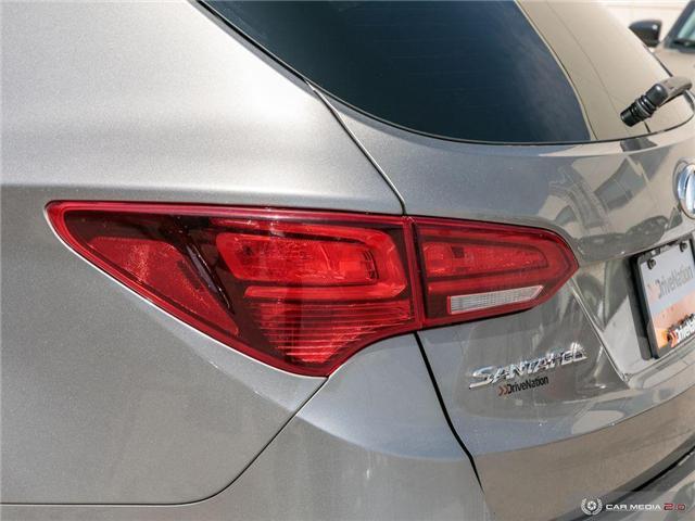 2018 Hyundai Santa Fe Sport 2.4 Base (Stk: NE180) in Calgary - Image 12 of 29