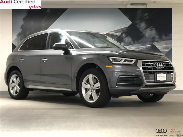 2018 Audi Q5 2.0T Technik (Stk: AUTM2857A) in Richmond - Image 1 of 22