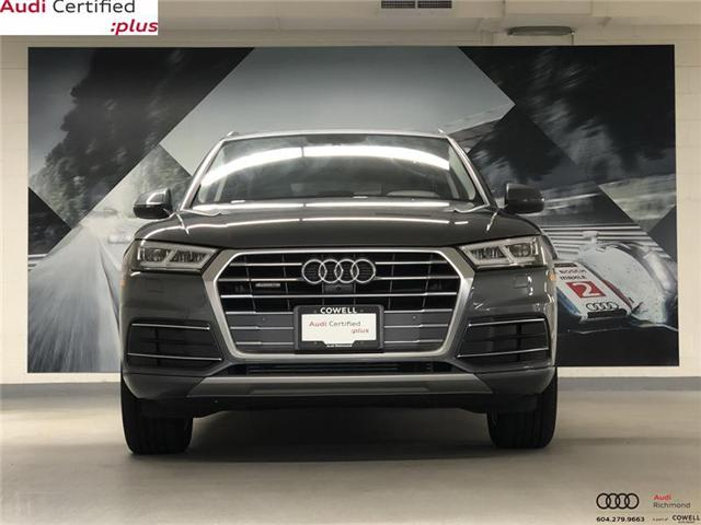 2018 Audi Q5 2.0T Technik (Stk: AUTM2857A) in Richmond - Image 2 of 22