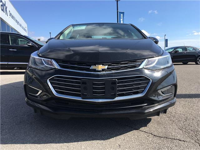 2018 Chevrolet Cruze Premier Auto (Stk: 18-58357RBJ) in Barrie - Image 2 of 26