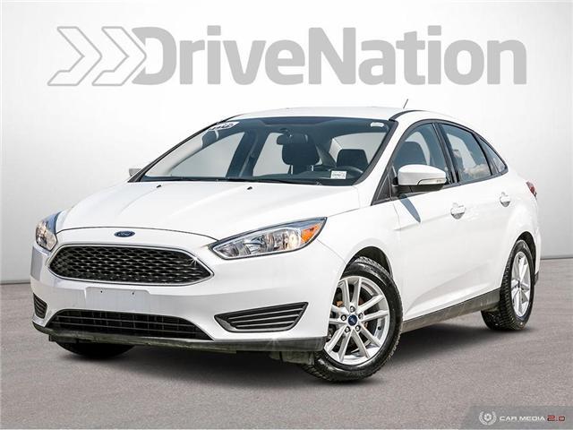 2017 Ford Focus SE 1FADP3F24HL268749 NE165 in Calgary