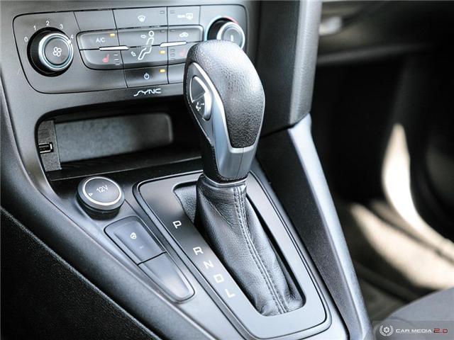 2017 Ford Focus SE (Stk: NE165) in Calgary - Image 21 of 29