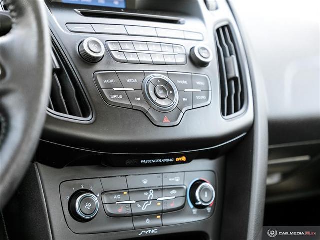 2017 Ford Focus SE (Stk: NE165) in Calgary - Image 22 of 29