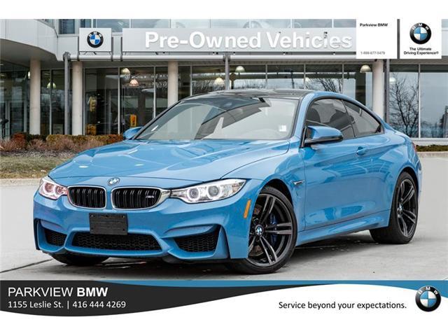 2017 BMW M4 Base (Stk: PP8547) in Toronto - Image 1 of 21