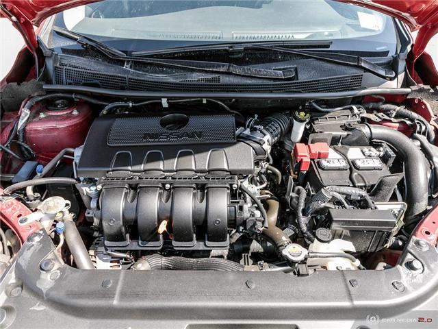 2017 Nissan Sentra 1.8 S (Stk: NE167) in Calgary - Image 8 of 29