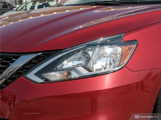 2017 Nissan Sentra 1.8 S (Stk: NE167) in Calgary - Image 10 of 29