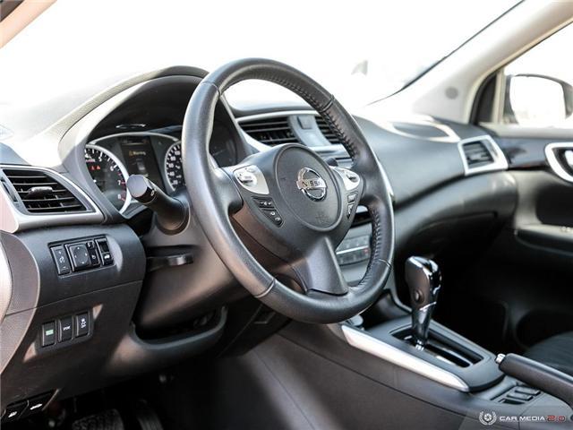 2017 Nissan Sentra 1.8 S (Stk: NE167) in Calgary - Image 13 of 29