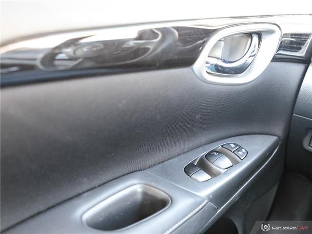 2017 Nissan Sentra 1.8 S (Stk: NE167) in Calgary - Image 18 of 29