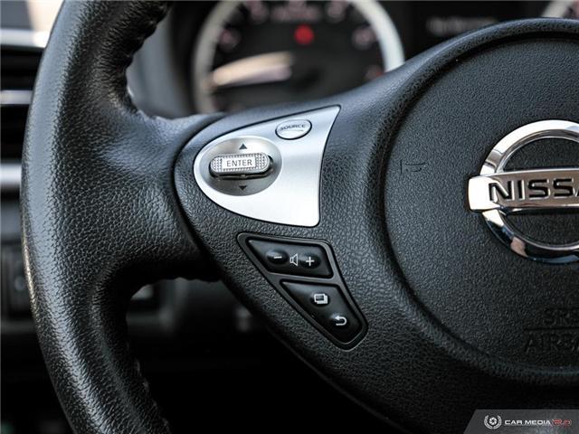 2017 Nissan Sentra 1.8 S (Stk: NE167) in Calgary - Image 19 of 29