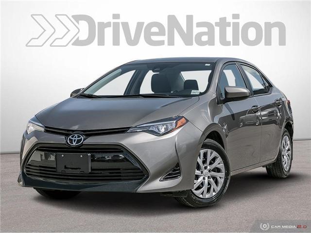 2017 Toyota Corolla LE (Stk: NE187) in Calgary - Image 1 of 29