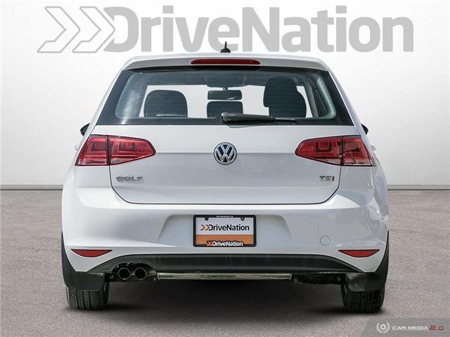 2015 Volkswagen Golf 1.8 TSI Comfortline (Stk: NE173) in Calgary - Image 5 of 29