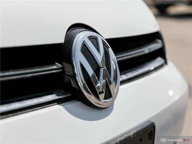2015 Volkswagen Golf 1.8 TSI Comfortline (Stk: NE173) in Calgary - Image 9 of 29