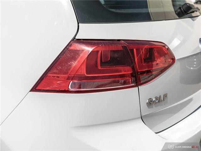 2015 Volkswagen Golf 1.8 TSI Comfortline (Stk: NE173) in Calgary - Image 12 of 29