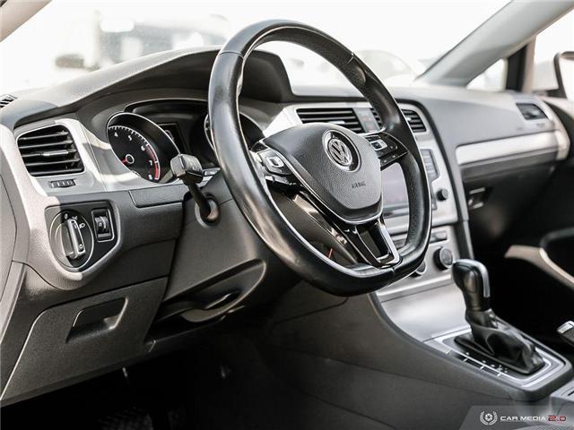 2015 Volkswagen Golf 1.8 TSI Comfortline (Stk: NE173) in Calgary - Image 13 of 29