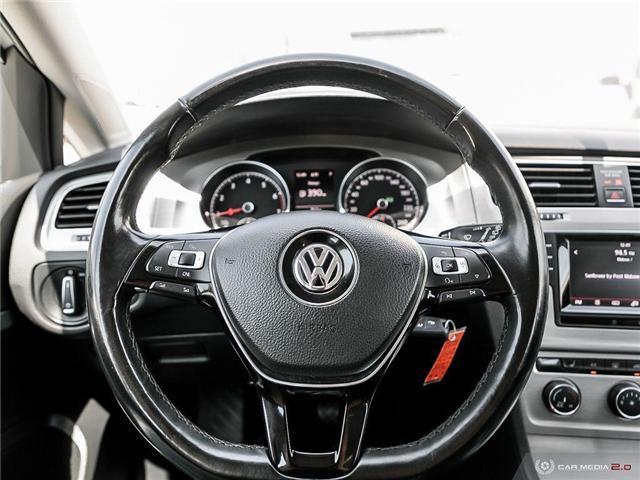 2015 Volkswagen Golf 1.8 TSI Comfortline (Stk: NE173) in Calgary - Image 14 of 29