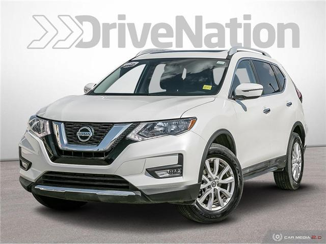 2018 Nissan Rogue SV (Stk: NE154) in Calgary - Image 1 of 28