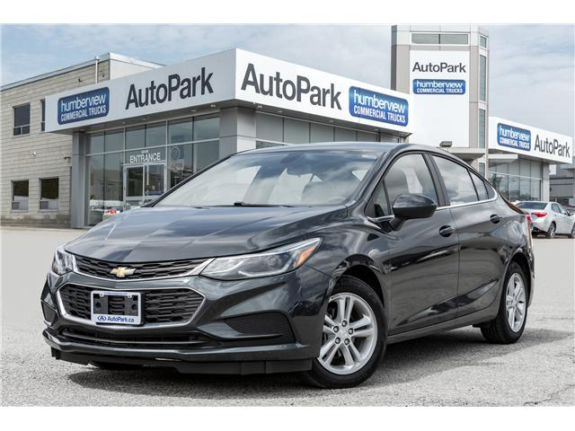 2018 Chevrolet Cruze LT Auto (Stk: 18-148565) in Mississauga - Image 1 of 19