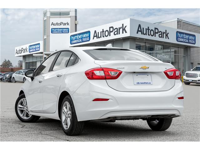 2017 Chevrolet Cruze LT Auto (Stk: APR3306) in Mississauga - Image 5 of 21