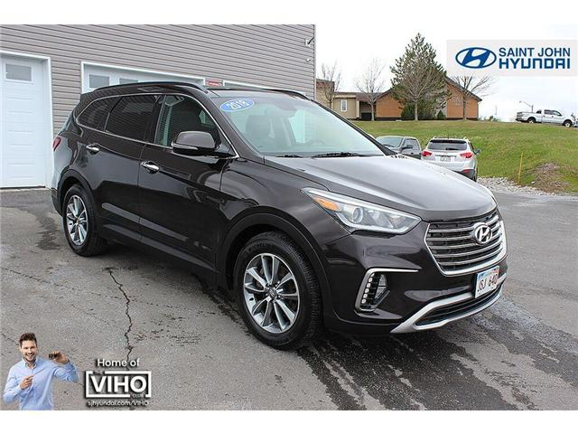 2018 Hyundai Santa Fe XL  (Stk: U2170) in Saint John - Image 1 of 25