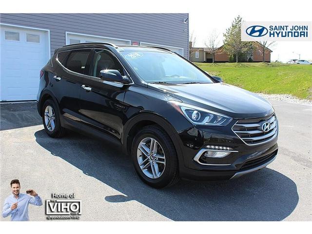 2018 Hyundai Santa Fe Sport  (Stk: U2185) in Saint John - Image 1 of 24