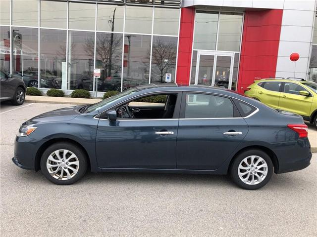 2016 Nissan Sentra SV (Stk: Y1156A) in Burlington - Image 2 of 19