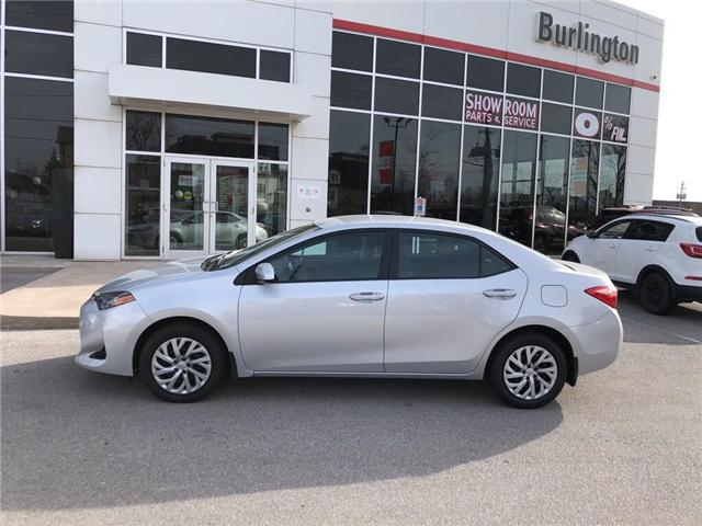 2018 Toyota Corolla LE (Stk: U10611) in Burlington - Image 2 of 18