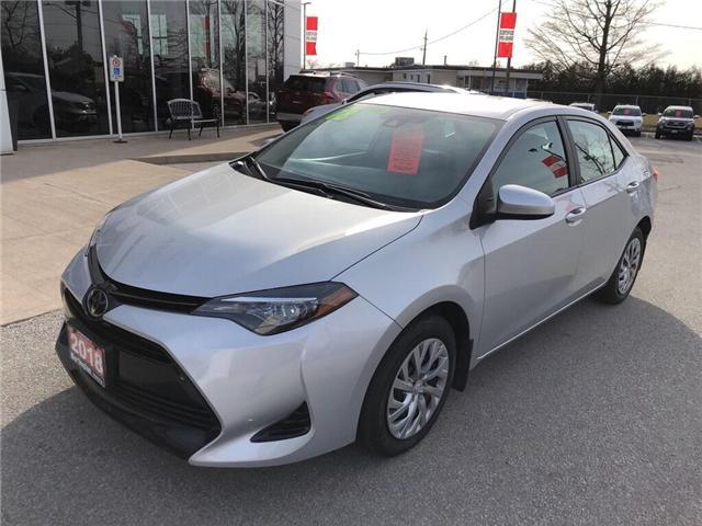 2018 Toyota Corolla LE (Stk: U10611) in Burlington - Image 9 of 18