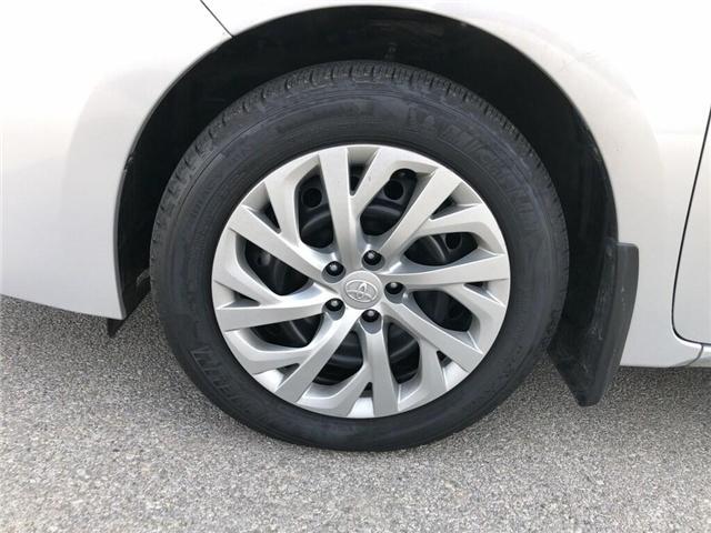 2018 Toyota Corolla LE (Stk: U10611) in Burlington - Image 10 of 18