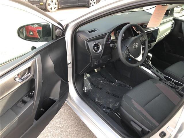 2018 Toyota Corolla LE (Stk: U10611) in Burlington - Image 11 of 18