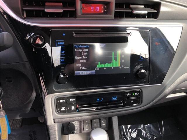 2018 Toyota Corolla LE (Stk: U10611) in Burlington - Image 15 of 18