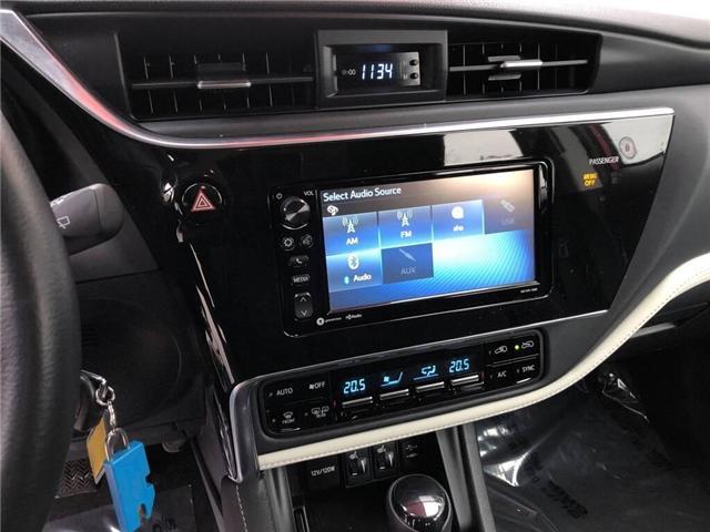 2017 Toyota Corolla iM Base (Stk: U10612A) in Burlington - Image 15 of 18