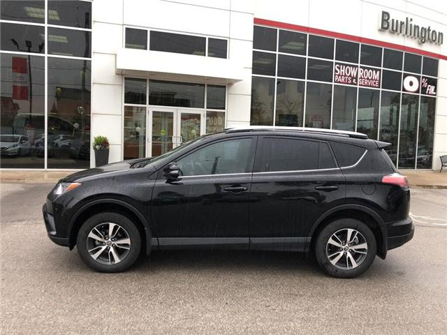 2018 Toyota RAV4 LE (Stk: U10650A) in Burlington - Image 2 of 18