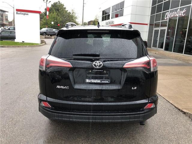 2018 Toyota RAV4 LE (Stk: U10650A) in Burlington - Image 4 of 18