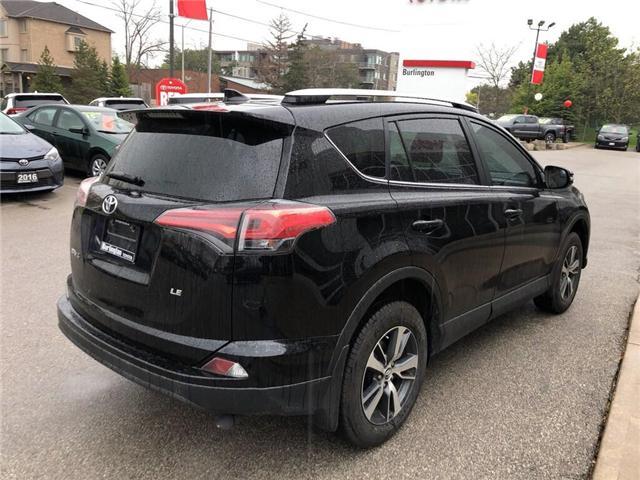 2018 Toyota RAV4 LE (Stk: U10650A) in Burlington - Image 5 of 18