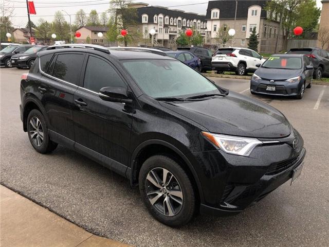 2018 Toyota RAV4 LE (Stk: U10650A) in Burlington - Image 7 of 18
