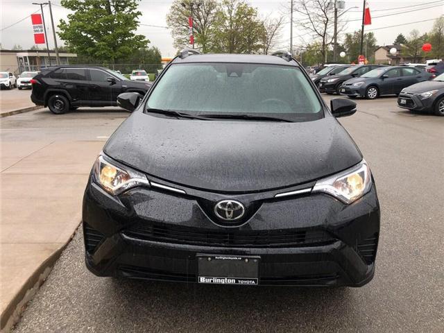 2018 Toyota RAV4 LE (Stk: U10650A) in Burlington - Image 8 of 18