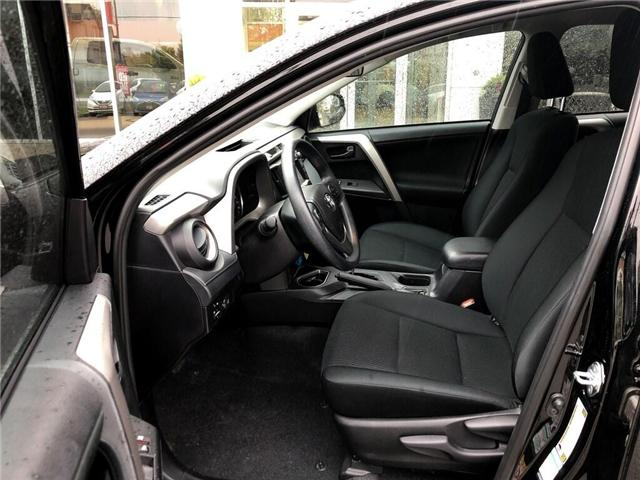 2018 Toyota RAV4 LE (Stk: U10650A) in Burlington - Image 12 of 18