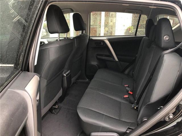 2018 Toyota RAV4 LE (Stk: U10650A) in Burlington - Image 16 of 18