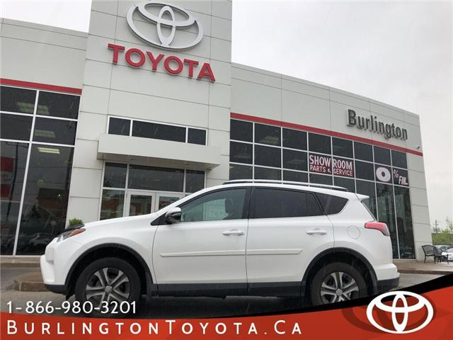 2016 Toyota RAV4 LE (Stk: U10682) in Burlington - Image 1 of 16