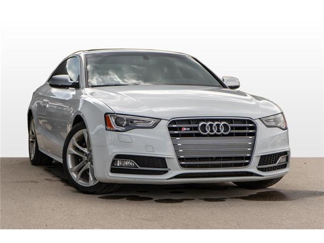 2013 Audi S5 3.0T Premium (Stk: N5217A) in Calgary - Image 1 of 14