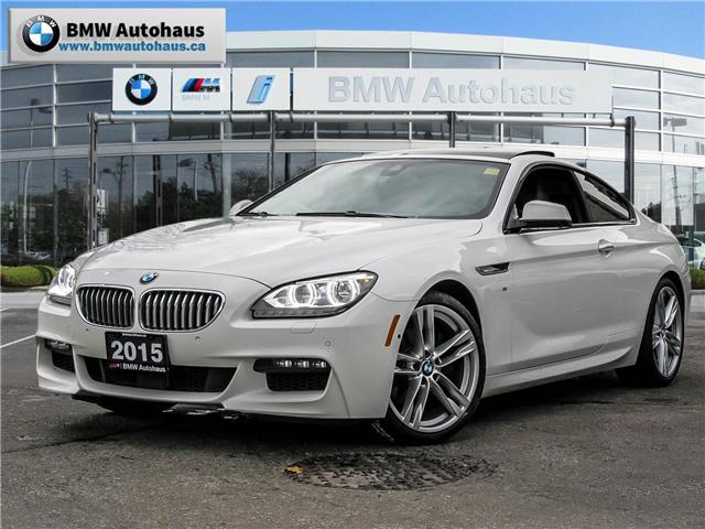 2015 BMW 650i xDrive (Stk: P8698A) in Thornhill - Image 1 of 22