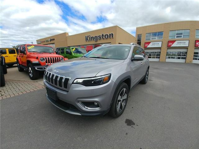 2019 Jeep Cherokee Limited (Stk: 19P056) in Kingston - Image 1 of 23