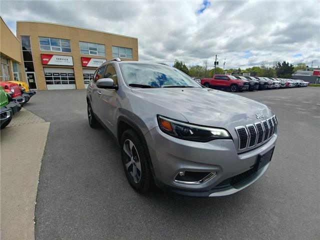 2019 Jeep Cherokee Limited (Stk: 19P056) in Kingston - Image 2 of 23