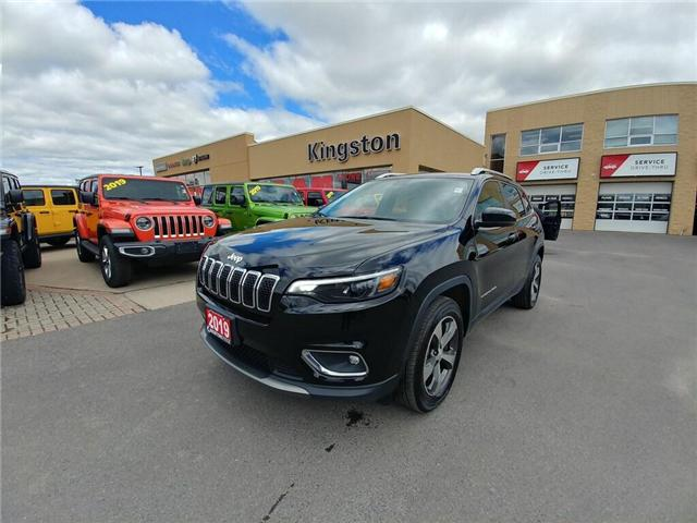 2019 Jeep Cherokee Limited (Stk: 19P057) in Kingston - Image 1 of 23