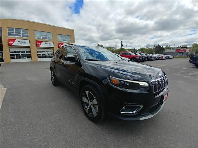 2019 Jeep Cherokee Limited (Stk: 19P057) in Kingston - Image 2 of 23