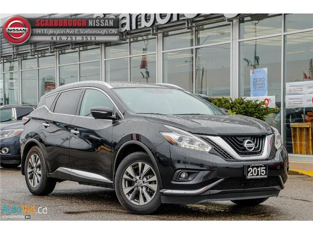 2015 Nissan Murano  (Stk: 318003A) in Scarborough - Image 1 of 25