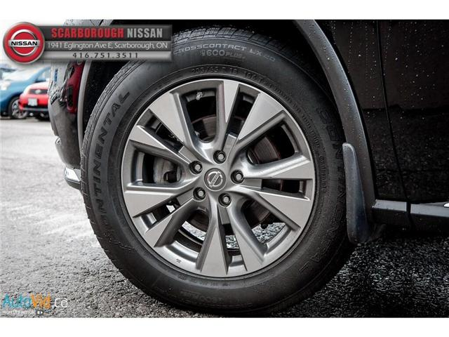 2015 Nissan Murano  (Stk: 318003A) in Scarborough - Image 4 of 25