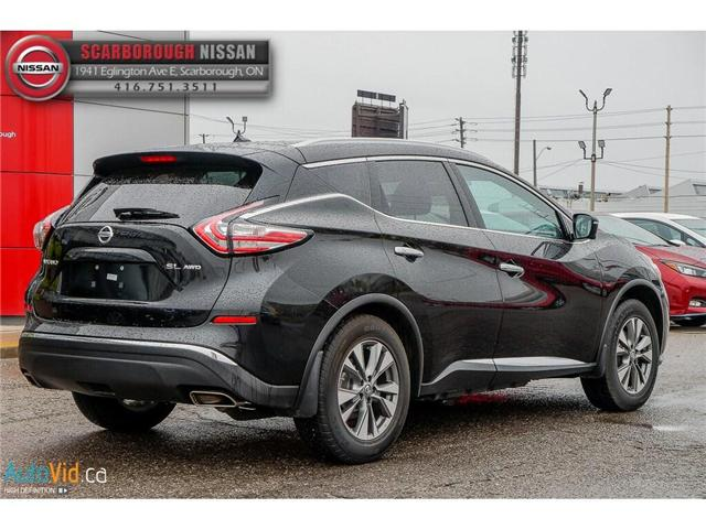 2015 Nissan Murano  (Stk: 318003A) in Scarborough - Image 6 of 25