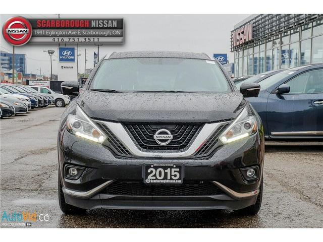 2015 Nissan Murano  (Stk: 318003A) in Scarborough - Image 8 of 25