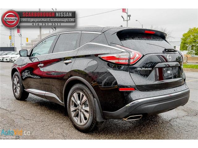 2015 Nissan Murano  (Stk: 318003A) in Scarborough - Image 9 of 25